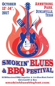 Smokin Blues & BBQ Festival