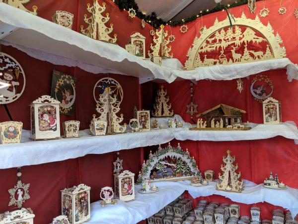 enchant christmas market vendors