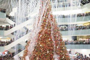 Galleria tree lighting celebration