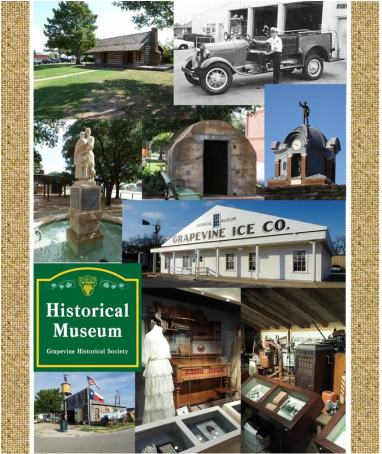 grapevine historical museum